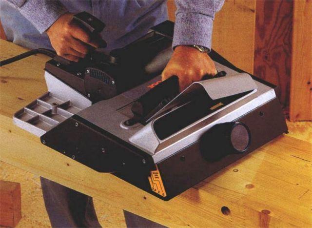 Rabot de charpentier 300mm
